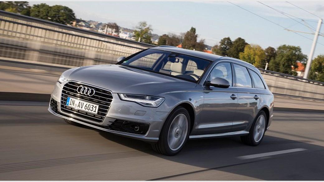 Audi A6 Avant 3.0 TDI – Direktørbilen er blevet økonomisk