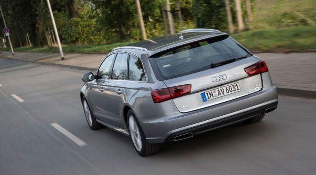 Audi A6 Avant bag