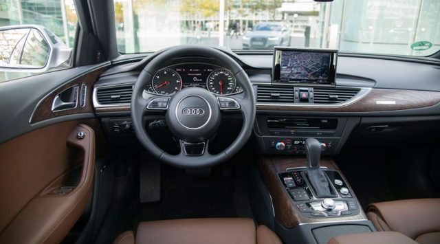 Audi A6 Avant interioer