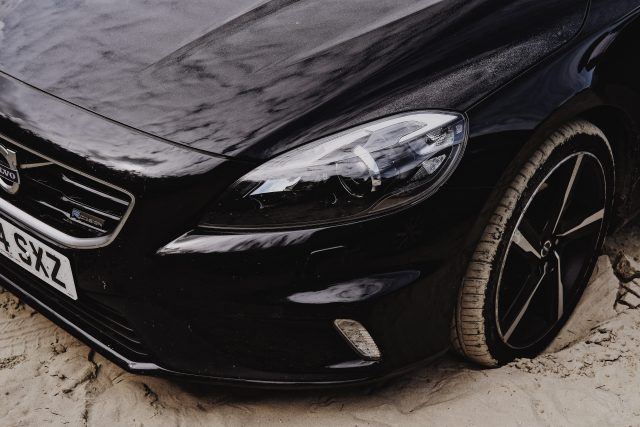 leasing volvo r-design